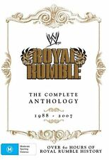 NEW WWE: Royal Rumble - The Complete Anthology, 1988-2007 (DVD)