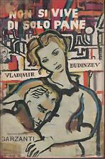 vladimir dudinzev - non si vive di solo pane