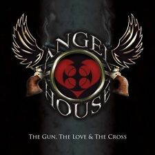 Angel House - The  Gun the Love and the Cross (CD, Nov-2009, Escape (UK))