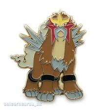 Pokemon Entei Pin :: Official Pokemon Pin From Entei Pin Blister Pack ::