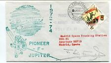 1972 Pioneer Jupiter Madrid Space Tracking Station Spain Robledo Chavela Espana