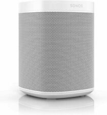 Sonos One Second Generation with Alexa Built-in - White