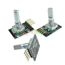5V KY-040 Rotary Encoder Module Brick Sensor Development Board For Arduino