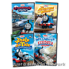 Thomas & Friends: Animated TV Series 4 Complete Collections Box / DVD Set(s) NEW