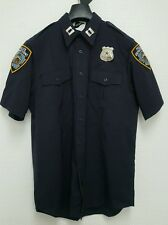 Police Uniform Shirt/Hemd, Cop, NYPD, LAPD, Gr: S, M, L XL, XXL, New York Police