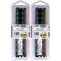 DIMM DDR3 Non-ECC PC3-10600 1333MHz RAM Memory Genuine A-Tech Brand. 1GB Stick for HP Compaq Elite 8100 Business PC CMT,SFF 8000 Convertible Minitower Small Form Factor 8100 8200 Microtower