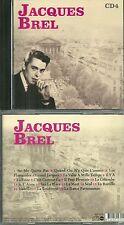 CD - JACQUES BREL : Le meilleur de JACQUES BREL / COMME NEUF / NE ME QUITTE PAS