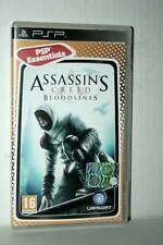 ASSASSIN'S CREED BLOODLINES USATO OTTIMO SONY PSP EDIZIONE ITALIANA FR1 41651