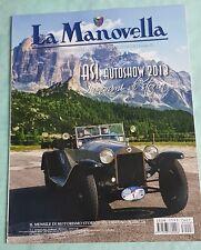 LA MANOVELLA-ASI-N.8-2013-MUSEO FERRARI-FIAT 1500-PORSCHE 911-AUGUSTA-REUTEMANN