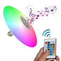 EG_ FJ- Smart Colorful Bluetooth Speaker LED Music Light Bulb RGB Dimmable Lamp