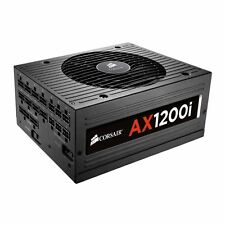 CORSAIR AX1200i Digital 1200 Watt 80 PLUS PLATINUM Fully Modular Power Supply