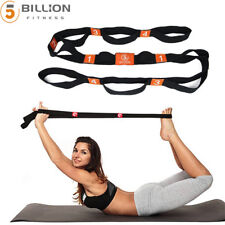 """71"""" x 1.8""""  Arm Resistance Stretch Band Rope Fitness Exercise Pilates Yoga Gym"""