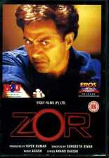 ZOR DVD MOVIE Sunny Deol, Sushmita Sen, Milind Gunaji, Om Puri, Anupam Kher