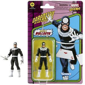 "Marvel Legends Retro Recollect Bullseye 3.75"" Daredevil Action Figure"