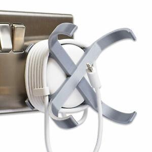 Plug Mount for Google Home Mini, Google Home Mini Plug Bracket X Silver P3D-Lab®