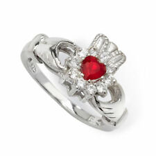 Unbranded Heart Sizable Costume Rings