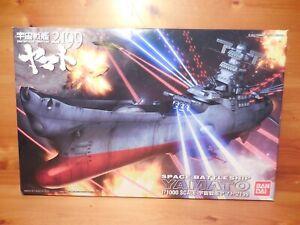 BANDAI SPACE BATTLESHIP YAMATO 1/1000 2199 - NEW MODEL KIT 2012