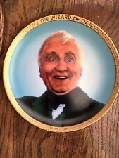 Wizard from the Portraits from Oz Plate Collection The Hamilton Collection NIB