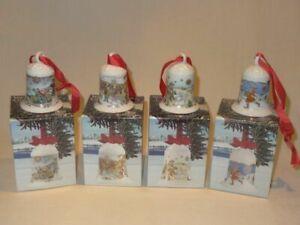 Hutschenreuther Weihnachtsglocke 1990 1991 1992 1993  OVP und weitere ab 1978
