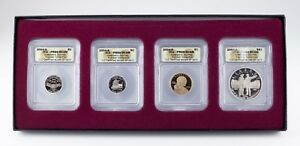 2004-S Westward Journey Pioneer Collection Graded by ANACS as PR69DCAM