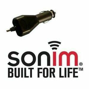 Sonim Original Car Charger for XP1300 Core/XP3300 Force/XP5300 Force 3G Genuine