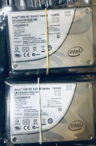 160GB Intel SSD DC S3500 6Gb/s 2.5 INCH SATA SSD SSDSC2BB160G4 Solid State Drive