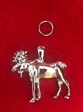 Moose Charm for Keepsakes or Jewelry Making