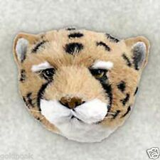 (1) Cheetah Furry Magnet! (Handcrafted & Hand painted.Start Collecting!