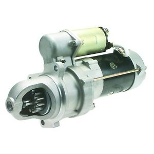 NEW STARTER FITS INGERSOLL RAND COMPACTOR  DD90 SD100 3.9L 239 1996-2006