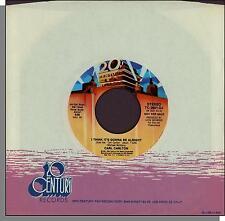 "Carl Carlton - I Think It's Gonna Be Alright - 1981 Promo 7"" 45 RPM Single!"