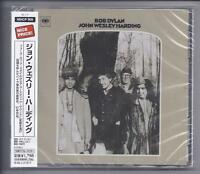 BOB DYLAN John Wesley Harding JAPAN cd jewelcase cd +Obi Sony Japan MHCP-808 NEW