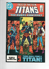 Tales of the TEEN TITANS #44 from 1984 in NM 9.4...1st NIGHTWING....ONLY 9.95!