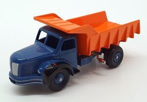 Atlas Dinky Toys 34A - Berliet Benne Carrieres Truck - Blue/Orange