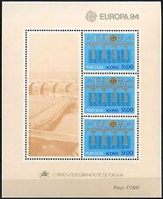 Azores 1984 SG#MS455 Europa MNH M/S Sheet Cat £15 #D40786