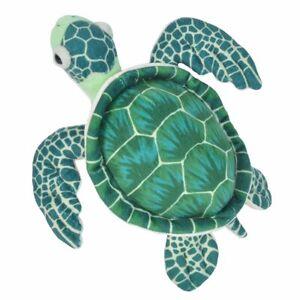"Wild Republic Mini Cuddlekins Sea Turtle 8"" Soft Plush Toy"