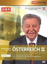 ÖSTERREICH II, Folge 1-12 (Hugo Portisch, Sepp Riff) 6 DVDs NEU+OVP