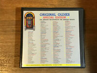 Original Oldies Special Edition - 12 Cassettes Box Set - Darin, Cooke, Dion