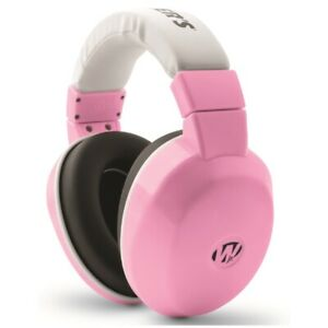 GSM Walkers Infant To Toddler Passive Ear Muff NRR 22dB Pink GWPINFMPK