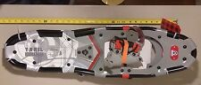 """YUKON CHARLIES 930 9x30"""" Trail Series SNOWSHOES Gray Aluminum NEW with TAG"""