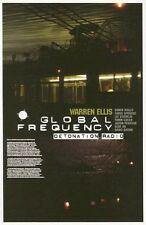 Global Frequency 2.: Detonation Radio Warren Ellis Magic Press Comics. (MA2)