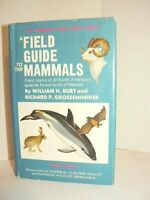 A Field Guide to the Mammals: Field Marks of All N