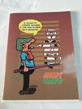 ANDY CAPP quaderno Vintage-Malipiero anni 80-notebook School