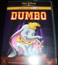 Dumbo (Australia Region 4) Walt Disney DVD - Like New
