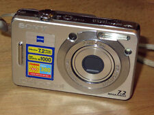 Sony Cyber-shot DSC-W55 7.2 MP Digital Camera - Silver