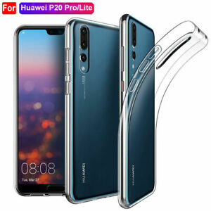 360 Front And Back shockproof TPU Clear Gel Case Full Cover For HUAWEI  P30 PRO