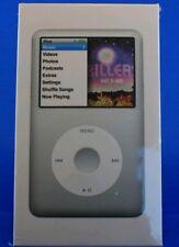 Apple iPod classic 6. Generation Silber (160GB) (aktuellstes Modell)