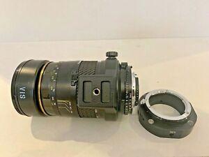 Tokina AT-X 80-400mm F/4.5-5.6 Lens
