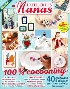 L'atelier des Nanas N°3 - 100% cocooning