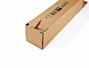 ColomPac CP 072 Square Postal Tubes Corrugated Cardboard