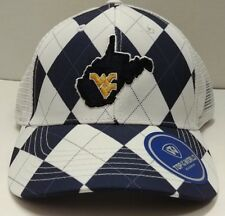 newest 4dddb 0e432 West Virginia Mountaineers Adjustable Fit Hat From Top of the World - Go WVU